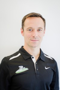Director & Physiotherapist Richard Follett