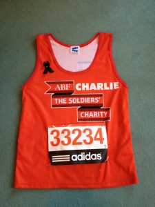 Rest day vest ready to go