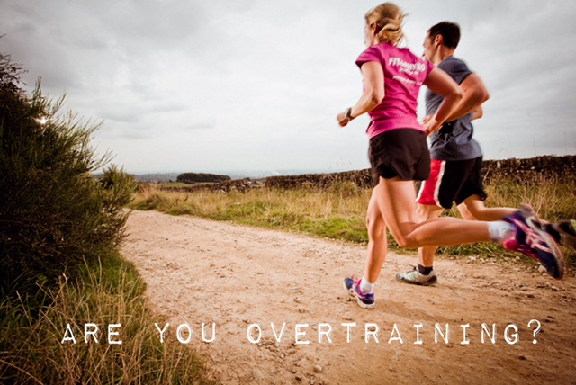How to avoid marathon overtraining