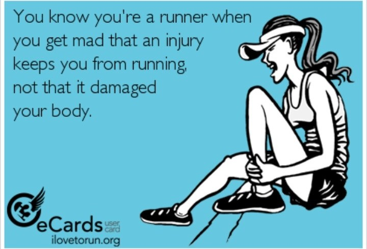 Bouncing Back – Returning to running after injury