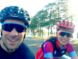 Another training ride!