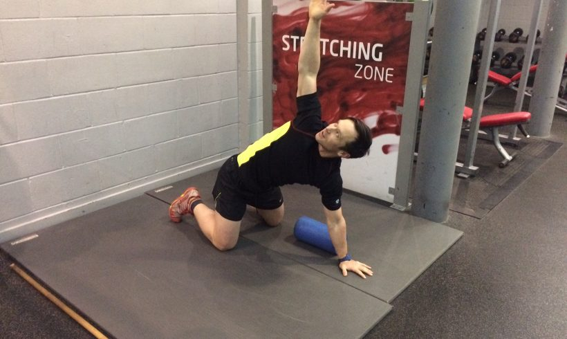 Don't get your knickers in a Twist: Thoracic Mobility Drills