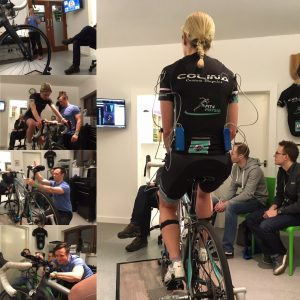 Charlie′s Bike Fit at Fit4-Physio Sheffield