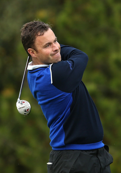 F4P keep pro golfer Gareth Davies fighting fit