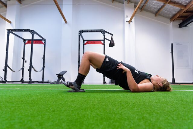 Bex′s Glute Program by Fit4-Physio (Photo Credit: Digby Shaw)